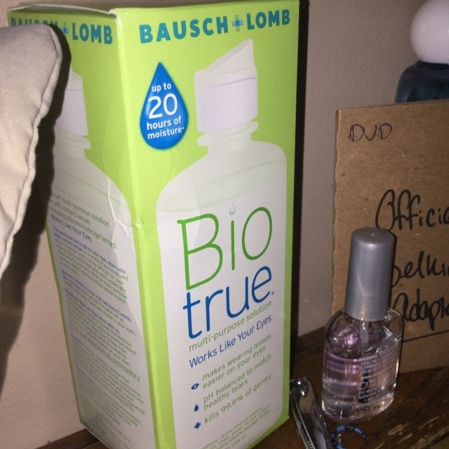 Bausch + Lomb Biotrue Multi-Purpose Contact Solution uploaded by breanna s.