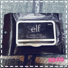 e.l.f. Studio Makeup Remover Cleansing Cloths uploaded by Luisa H.