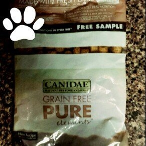 Canidae Pure Elements with Lamb uploaded by Shea L.