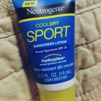 Neutrogena® CoolDry Sport Sunscreen Lotion Broad Spectrum SPF 30 uploaded by Erika C.