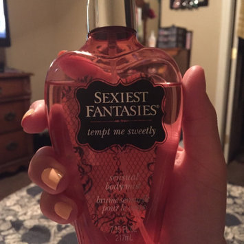 Photo of Sexiest Fantasies Tempt Me Sweetly Body Mist, 7.35 fl oz uploaded by Priscilla L.