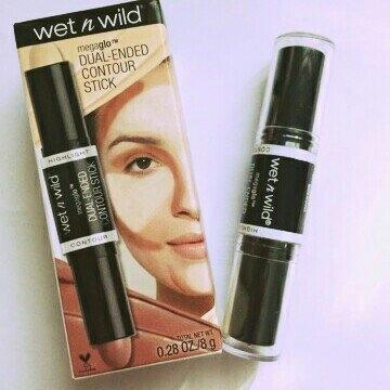 Wet n Wild Megaglo Dual-Ended Contour Stick, 752A Medium/Tan, 0.28 oz uploaded by Trish W.