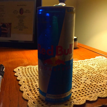 Red Bull Sugarfree Energy Drink uploaded by Niccole P.