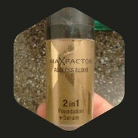 Max Factor Ageless Elixir 2 in 1 Foundation Plus Serum SPF 15, No.50 Natural, 1 Ounce [] uploaded by Mari M.