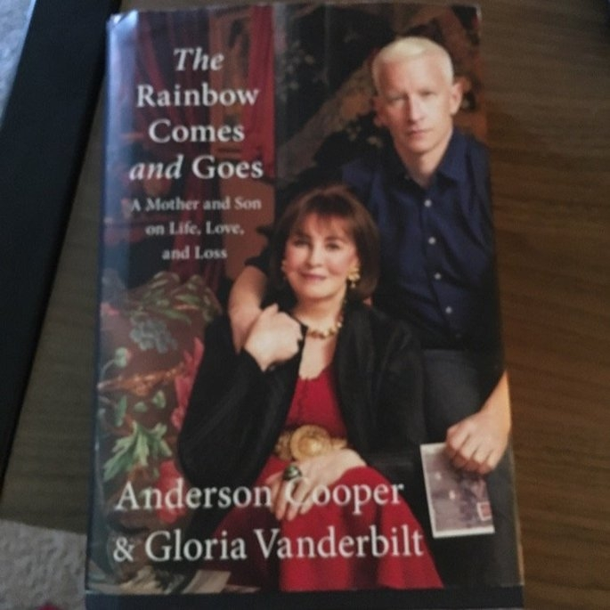 The Rainbow Comes and Goes: A Mother and Son on Life, Love, and Loss uploaded by Stephanie V.