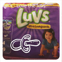 Luvs with Ultra Leakguards Size 4 Diapers uploaded by Carrington H.