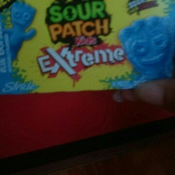 Stride Sour Patch Gum by Adams Extreme Blue