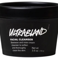 LUSH Ultrabland Facial Cleanser uploaded by Sumera G.