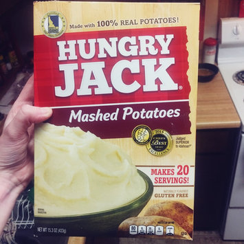 Photo of Hungry Jack Mashed Potatoes uploaded by Teran F.