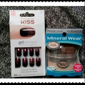 Photo of Kiss Gel Fantasy Nails Painted Veil, 24 ct - KISS NAIL PRODUCTS, INC. uploaded by Amy C.