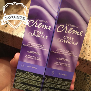 Photo of L'Oréal Paris Excellence Creme Gray Coverage uploaded by Wendy C.