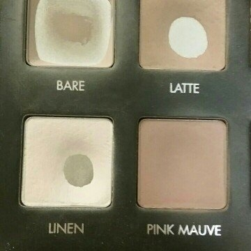 LORAC PRO Matte Eye Shadow Palette (Chocolate/Red/Latte) uploaded by Caroline M.