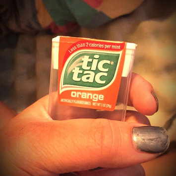 Tic Tac Mints Orange uploaded by Nicole c.