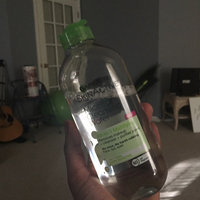 Garnier Skin Skinactive Micellar Cleansing Water All-In-1 Cleanser and Waterproof Makeup Remover uploaded by Alex R.