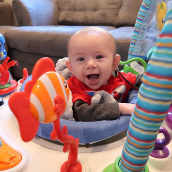 Baby Einstein Rhythm of the Reef Activity Saucer uploaded by Hannah H.