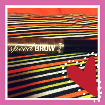 Benefit Speed Brow Tinted Eyebrow Gel uploaded by Jubelle M.