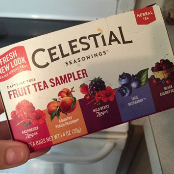 Photo of Celestial Seasonings® Fruit Sampler Herbal Tea Caffeine Free uploaded by Jahara C.