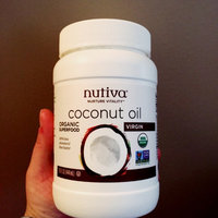 Nutiva Coconut Oil uploaded by Amanda M.