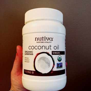 Nutiva Coconut Oil uploaded by Amanda M.