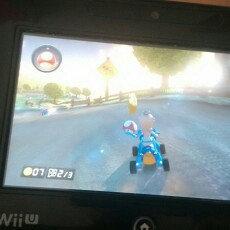 Photo of Mario Kart 8 (Nintendo Wii U) uploaded by Larissa S.
