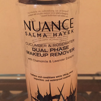 Photo of Nuance Salma Hayek Dual Phase Makeup Remover uploaded by Polly N.