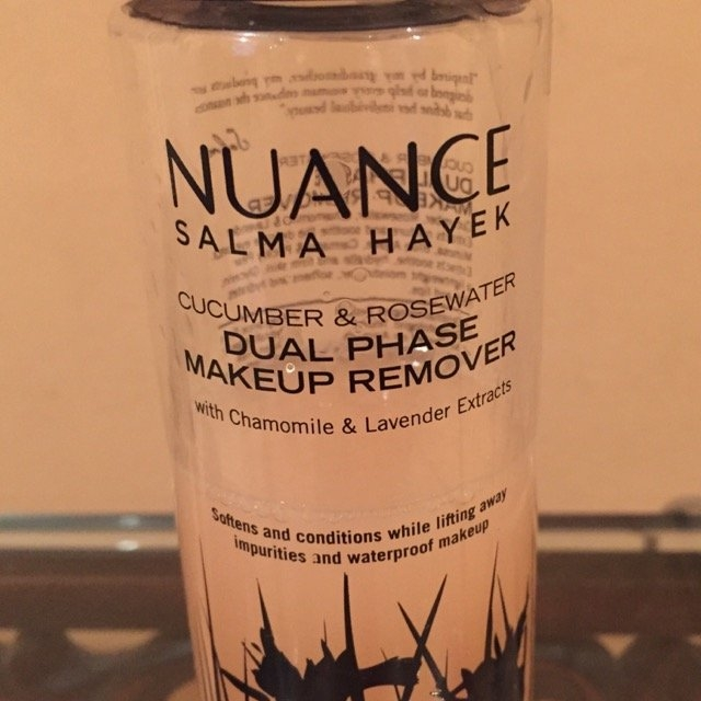 Nuance Salma Hayek Dual Phase Makeup Remover uploaded by Polly N.