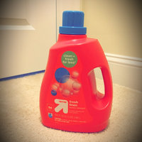 up & up Fresh Linen Scent Liquid Laundry Detergent 100 oz uploaded by Michele B.