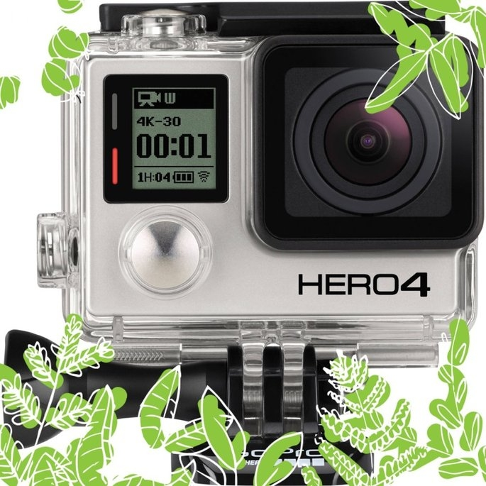 GoPro HD Motorsports HERO Go Pro Waterproof Camera uploaded by Jose L.