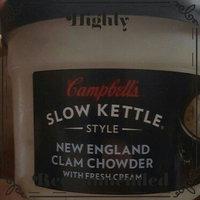 Campbells Slow Kettle New England Clam Chowder w/Fresh Cream 15.5oz uploaded by Kat L.