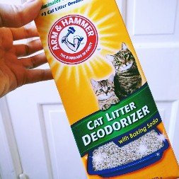Photo of Arm & Hammer Cat Litter Deodorizer with Baking Soda uploaded by Maya M.