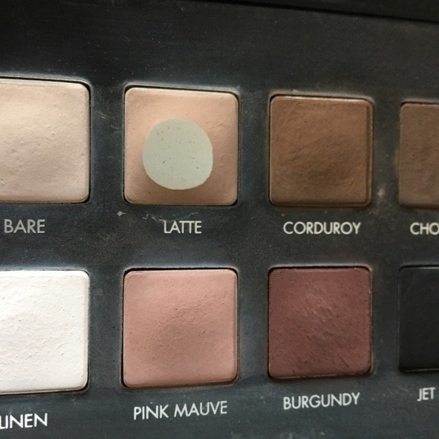 LORAC PRO Matte Eye Shadow Palette (Chocolate/Red/Latte) uploaded by Erla B.