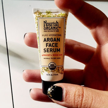 Nourish Organic Argan Face Serum Apricot + Rosehip uploaded by Melanie B.