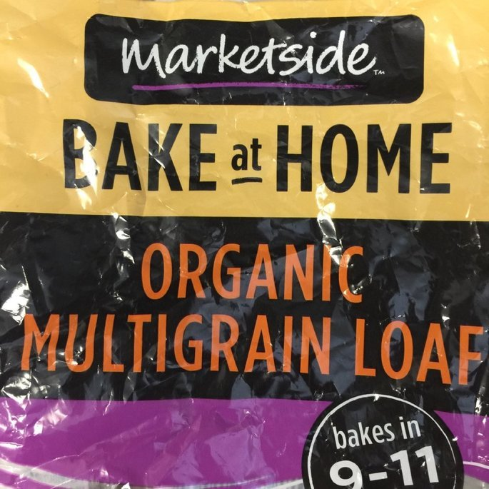 Marketside Bake at Home Organic Multigrain Loaf, 12 oz uploaded by Sonia B.