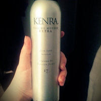 KENRA Volume Mousse Extra 17 uploaded by Amanda R.