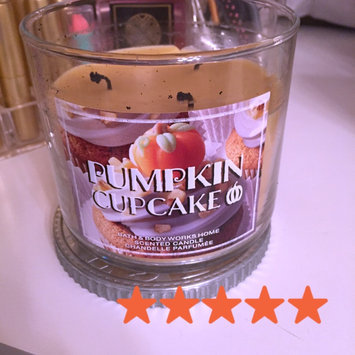 Bath & Body Works Bath and Body Works Pumpkin Cafe Pumpkin Cupcake Candle uploaded by Tanya B.