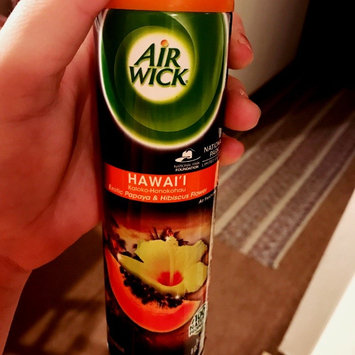 Photo of Airwick Air Wick Spray Hawaii Scent - 8 oz uploaded by Tiffany H.