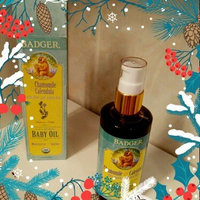 BADGER® Natural & Organic Baby Oil uploaded by Sofiya C.