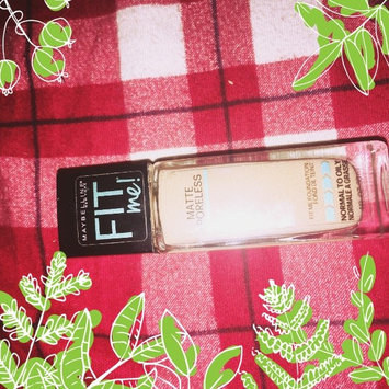 Photo of MAKE UP FOR EVER Liquid Lift Foundation uploaded by Maddy H.
