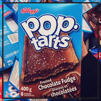 Kellogg's Pop-Tarts Spookylicious Frosted Chocolate Fudge Halloween Toaster Pastries uploaded by Maria U.