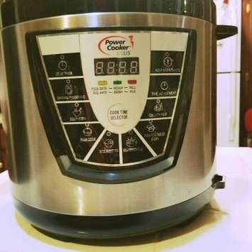 Power Cooker Pressure Cooker uploaded by Janice B.