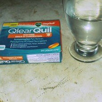 Vicks QlearQuil Sinus & Congestion Daytime Liquicaps, 24 ea uploaded by Farah B.