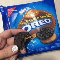 Oreo Reese's Peanut Butter Cup Sandwich Cookies uploaded by Patricia T.