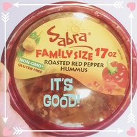 Sabra Roasted Red Pepper Hummus uploaded by Shelby B.