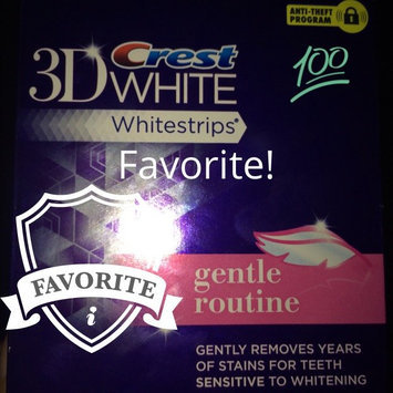 Photo of Crest 3D White Whitestrips 1-hour Express Teeth Whitening Kit uploaded by Letty M.