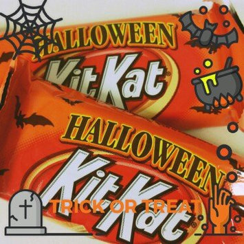 Kit Kat Orange and Cream uploaded by Jessica S.