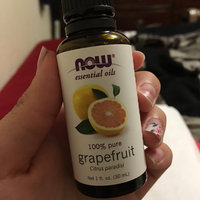 NOW Foods - Grapefruit Oil - Citrus Paradisi 100 Pure and Natural - 1 oz. uploaded by Jennifer G.