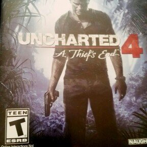 PlayStation 4 - Uncharted 4: A Thief's End uploaded by johanna f.
