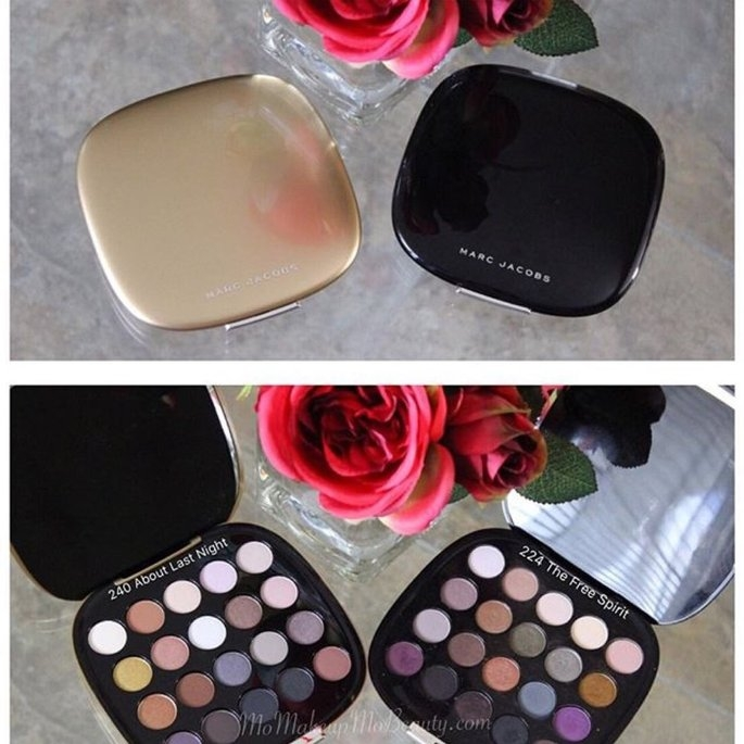 Marc Jacobs Beauty Style Eye Con No 20 Eyeshadow Palette uploaded by Mo Makeup M.
