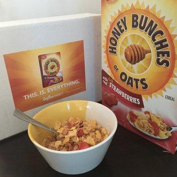 Photo of Post Foods, LLC HNY BNCH OAT STRWBRY 16.5OZ uploaded by Yisel C.