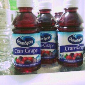 Photo of Ocean Spray Cran Grape Grape Cranberry Juice Drink uploaded by Sam R.
